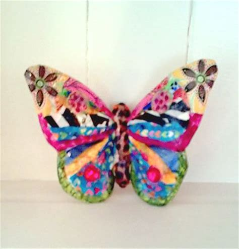 How To Make Paper Mache Butterfly - paper mache butterfly search education and