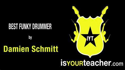 best funky drummer by damien isyourteacher s app damien s quot best funky drummer