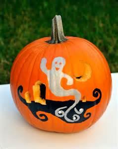 how to carve and paint a pumpkin rockin mama