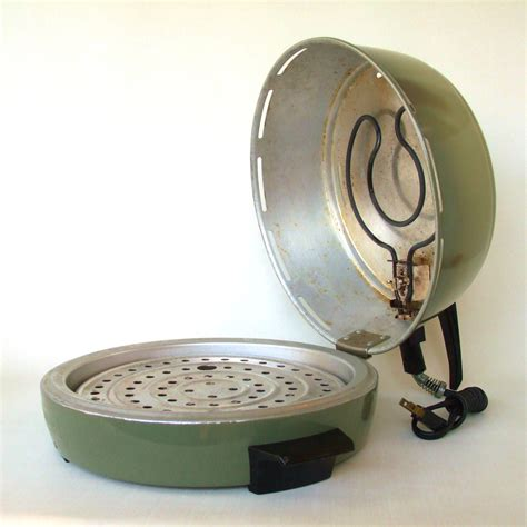 general electric small kitchen appliances mirro electric broiler oven vintage kitchen appliance