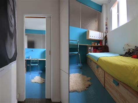 am駭ager une chambre en longueur architectes com am 233 nagement d un appartement de