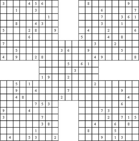 printable sudoku letters and numbers printable sudoku