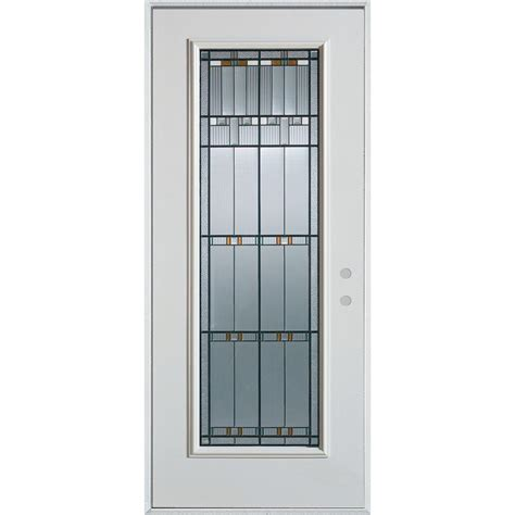 stanley doors 32 in x 80 in architectural lite
