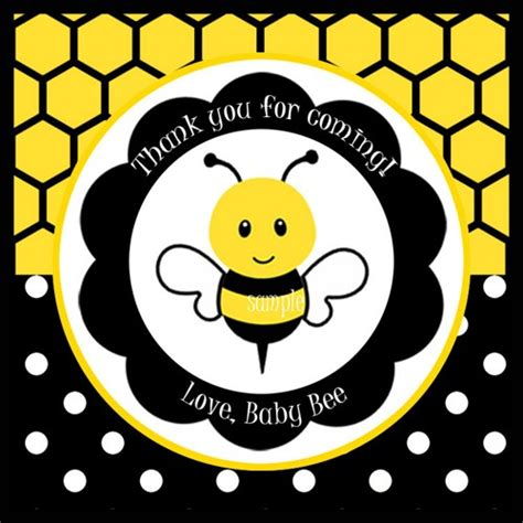 Printable Bumble Bee Invitations Invitation Templates Bumble Bee Invitation Template Free