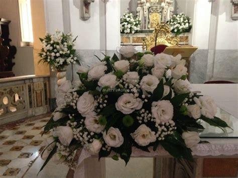fiori altare matrimonio piante e fiori di cammarota domenico
