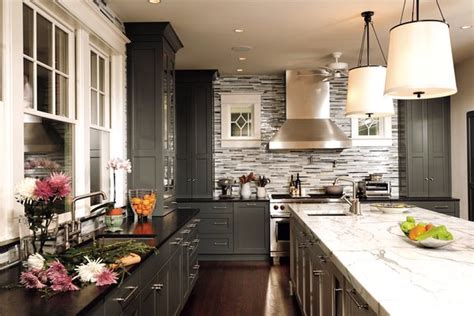 best kitchen backsplashes choosing the best backsplash for your kitchen washingtonian