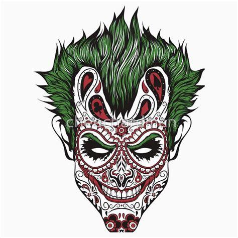 tattoo skull joker the joker calavera new ink pinterest joker batman