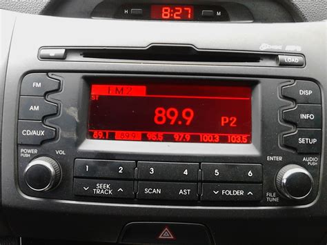Kia Soul Radio Problems Kia Sportage Questions What To Do If There Is No Sound