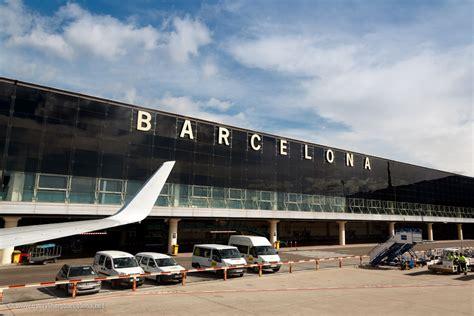 Barcelona El Prat   airport barcelona bcn everything barcelona