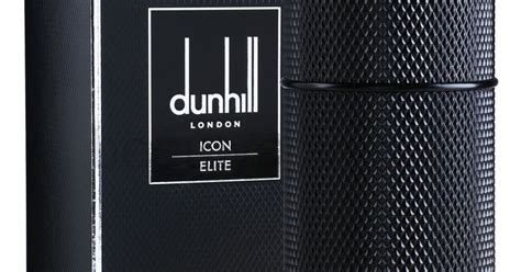 Parfum Dunhill Icon Riject new dunhill icon elite by alfred dunhill eau de