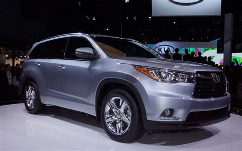 2015 Toyota Highlander Specs 2015 Toyota Highlander Msrp 2017 Car Reviews Prices And