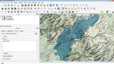 qgis tutorial making a map make web maps with qgis cloud