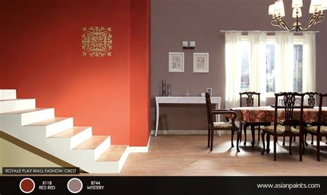 creating the look for your home may just require the right of colours our