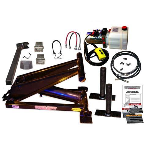 hydraulic dump bed kit 22 best hydraulic scissor hoist kits dump trailer dump
