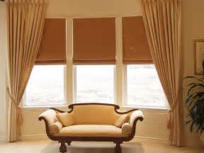 Windows Without Blinds Decorating How To Dress Up Your Bay Windows Realty Times