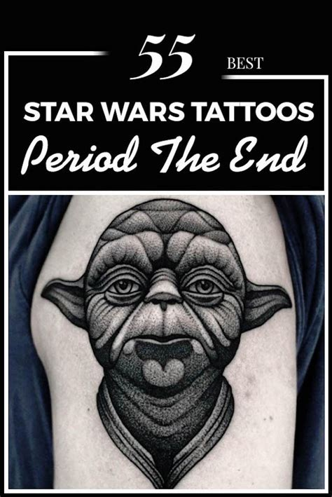 best star wars tattoos 55 best wars tattoos period the end tattooblend