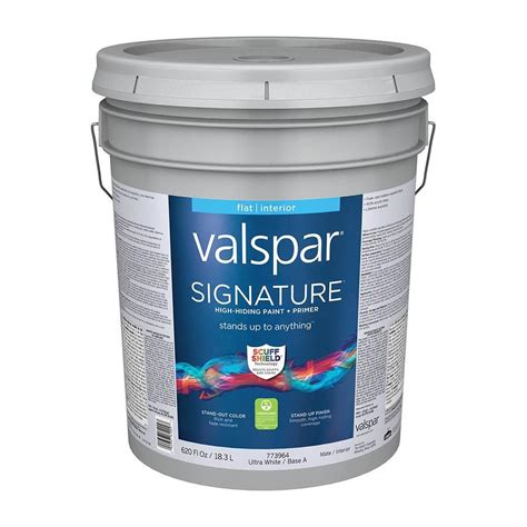 upholstery paint lowes shop valspar signature flat latex interior paint and