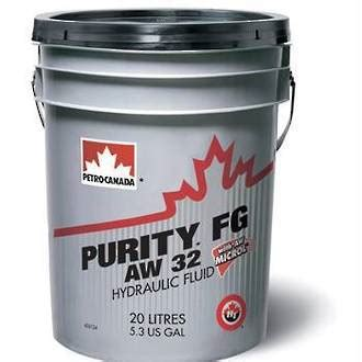 Purity Fg Grease 00 purity fg aw hydraulic fluids 32 46 68 100 food