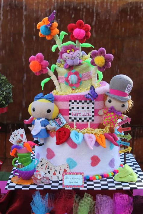 mad hatter baby shower theme in mad tea baby shower ideas