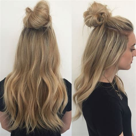 Hairstyles With Hair Extensions by Hairstyles Using Clip In Hair Extensions Hairstyles