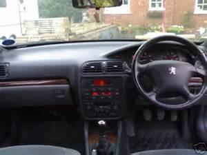 Peugeot 406 Interior 2000 Peugeot 406 Interior Pictures Cargurus