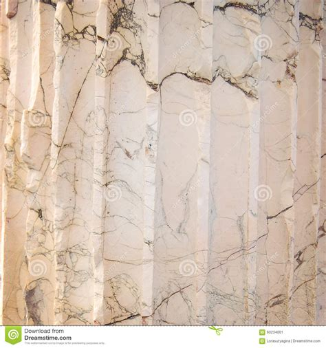 Classical House Plans black and grey striated streaks in marble stock photo