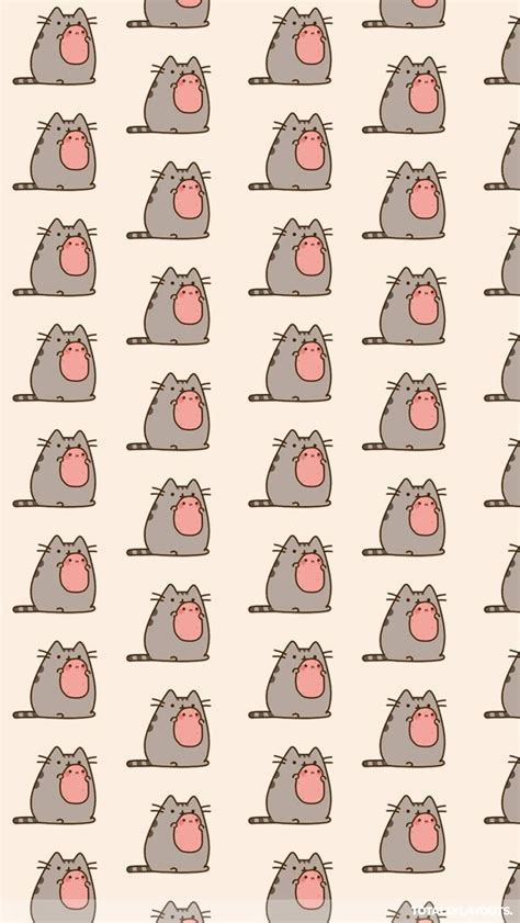 design love fest potato pizza pusheen the cat wallpaper iphone wallpapers pinterest