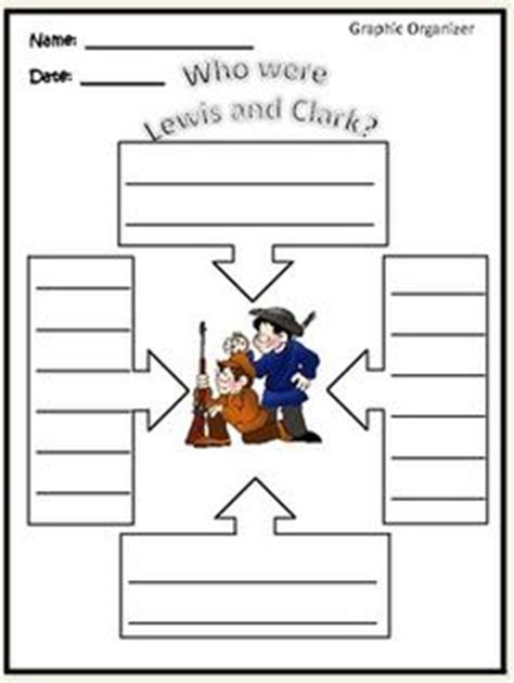 free printable lesson plans on lewis and clark lewis and clark coloring page worksheets clarks and