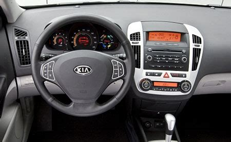 kia cee d hybrid to be displayed at 2008