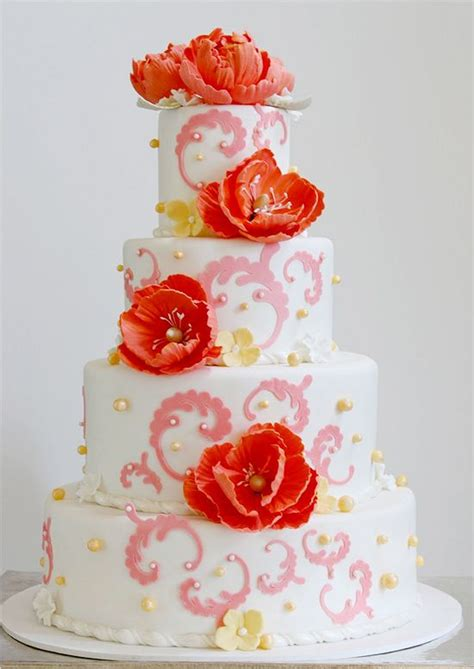 Cake If Rd With Mba by 1000 Images About Swirl Paisley Cakes On