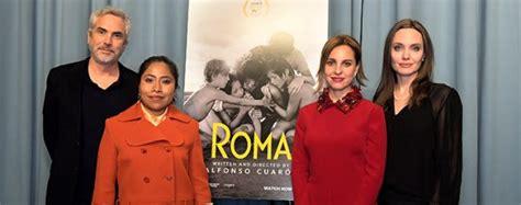 globos de oro 2019 revisa aqu 237 la lista completa de nominados a los premios eju tv quot roma quot de alfonso cuar 243 n se lleva el premio a la mejor pel 237 cula extranjera