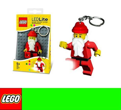 Murah Lego Santa Key Chain lego santa claus led key chain
