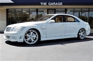 Mercedes S550 White Buy Used 2008 Mercedes S550 4matic P3 Pkg Wald