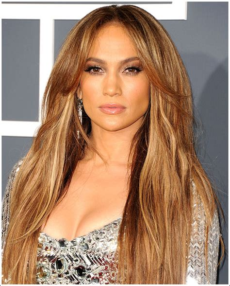 jennifers color formula jennifer lopez hair color 2016 balayage