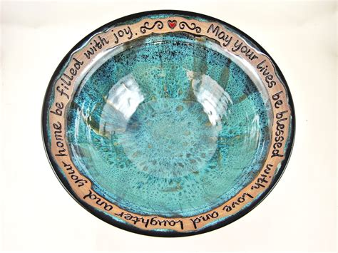 Wedding Blessing Bowl by Wedding Bowl Blessing Bowl Made To Order