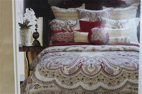 Envogue Bedding by Envogue Quot Paisley Royale Quot Comforter Set Pillows