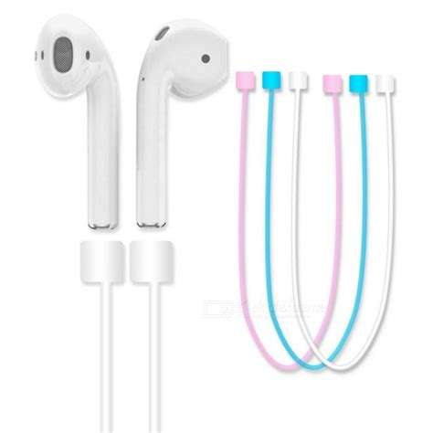 Anti Lost Silicone For Airpods kiccy silicone anti lost ear loop for airpods