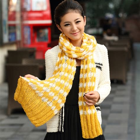 knitting styles styles and design of knitted scarf for