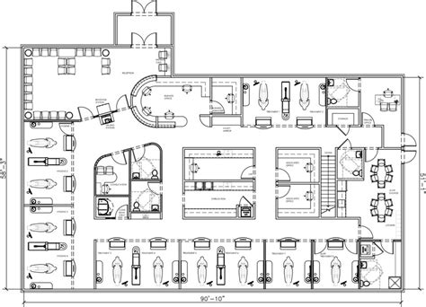 dental clinic floor plan design expanding your dental office lynchburg dental center