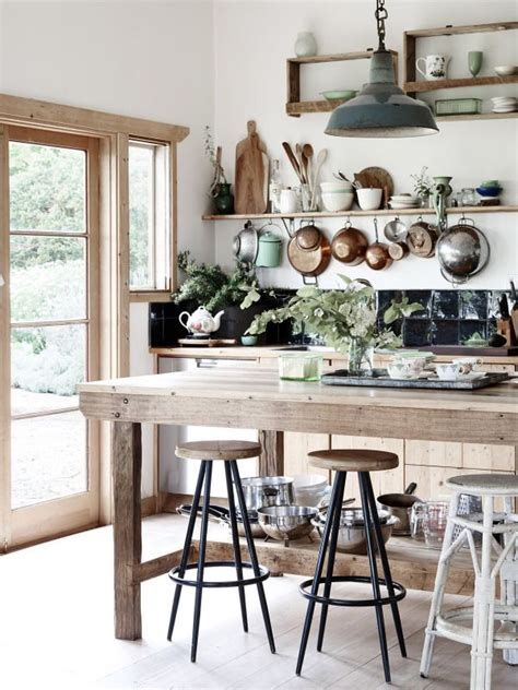 rustic kitchen canisters rustic kitchens sa d 233 cor design blog