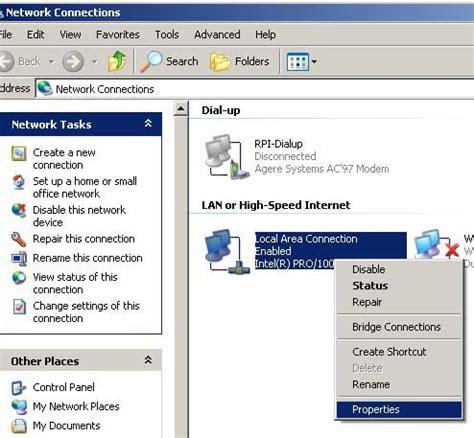 setup local xp windows xp network troubleshooting division of the chief