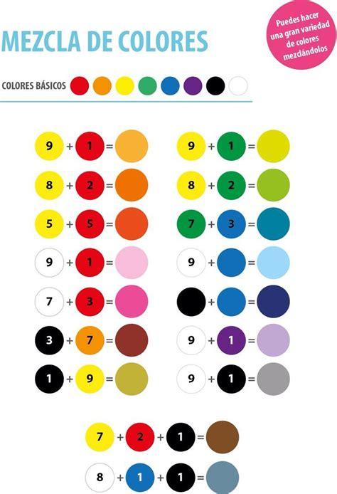 como mezclar los tintes para el cabello colores rubio las 25 mejores ideas sobre tabla de mezclas de color en