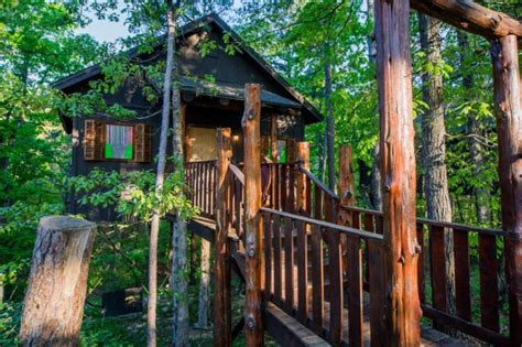 tree house eureka springs this is the most unique hotel in arkansas and you ll definitely want to visit