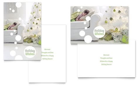greeting card folder template dreams greeting card template word publisher