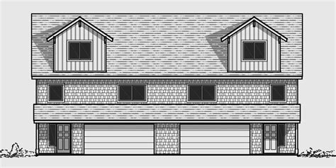 rental house plans rental duplex house plans house design plans