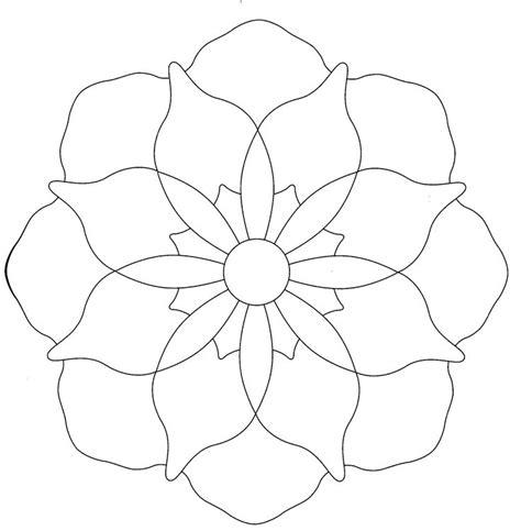 Printable Zentangle Outlines