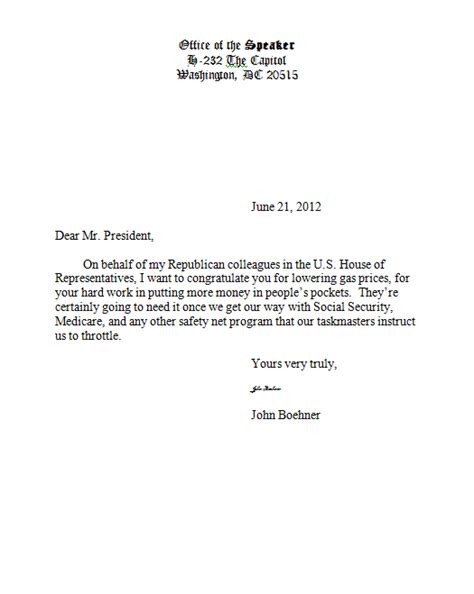 Official Letter Dear Mr Retiring S Digest The Quot Dear Mr President Quot Letter You Ll Never See