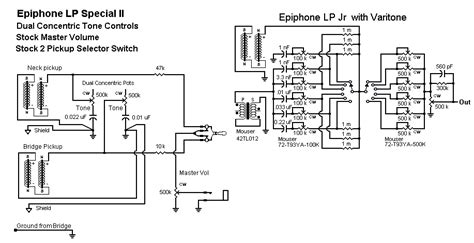 epiphone les paul custom pro wiring diagram image