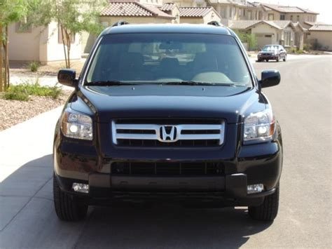 azjim  honda pilot specs  modification info  cardomain