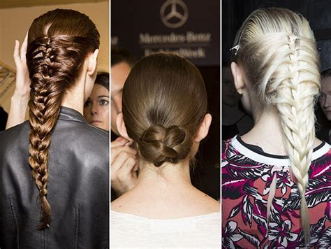 braids hairstyles summer 2015 spring summer 2015 hairstyle trends fashionisers